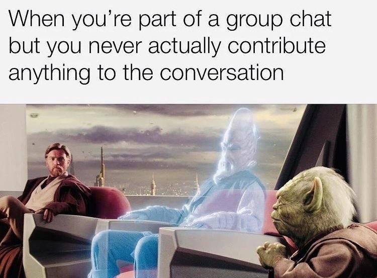 Jedi council - meme