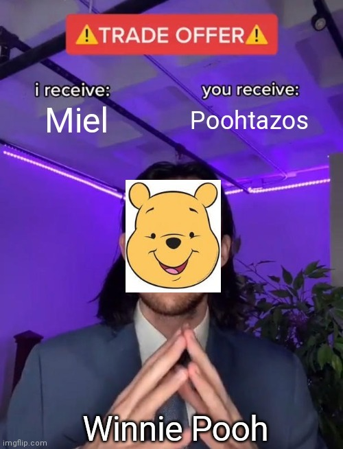 winnie pooh - meme