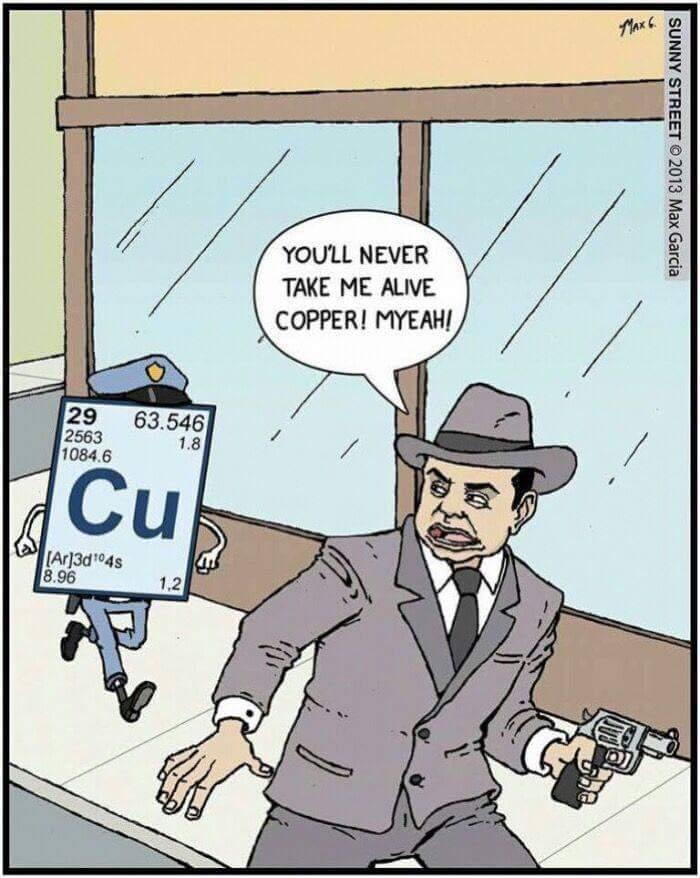 Chemistry - meme