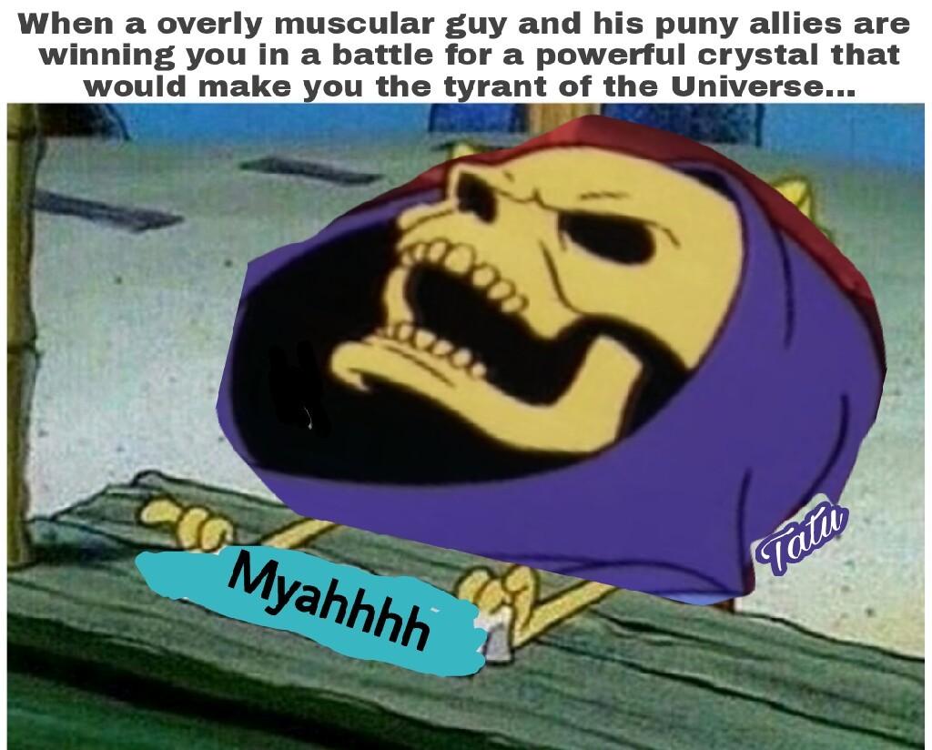 Myahhhh ( photoshop skillz tho ) - meme
