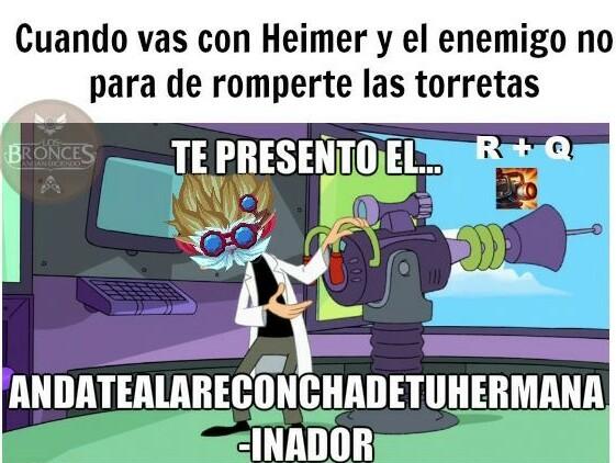 Pvto heimer - meme