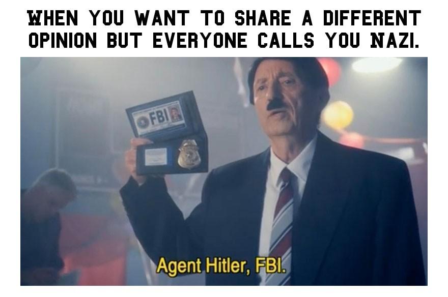 Dang Leftists - meme