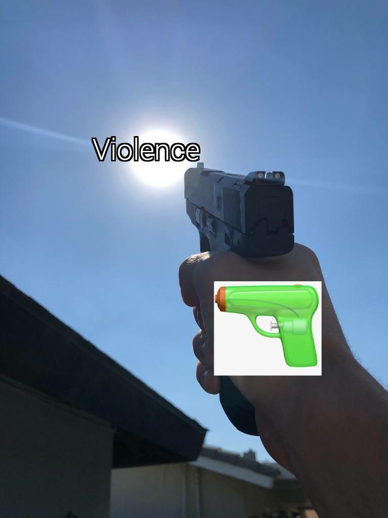 Death by squirt - meme