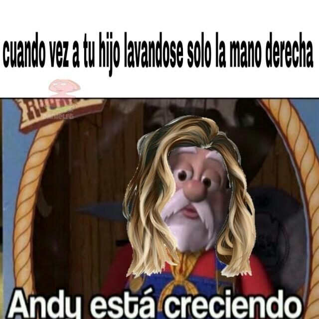 Andy - meme