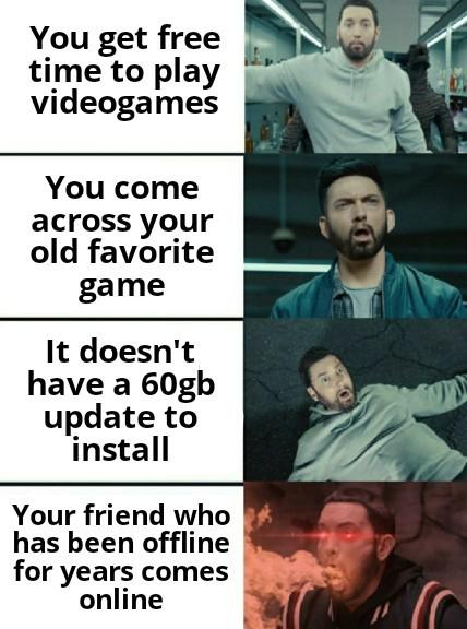 Dream gamer day - meme