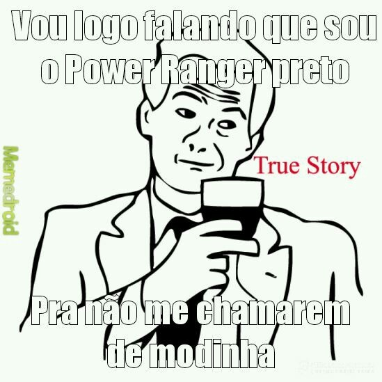 Power Rangers <3 - meme