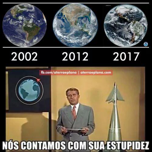 A NASA e seus 20 bilhões de dólares anuais agradecem - meme