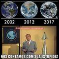A NASA e seus 20 bilhões de dólares anuais agradecem
