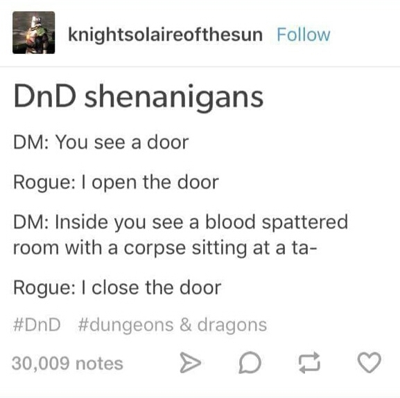 What's your scariest D&D moment?