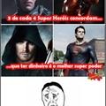 o melhor superpoder