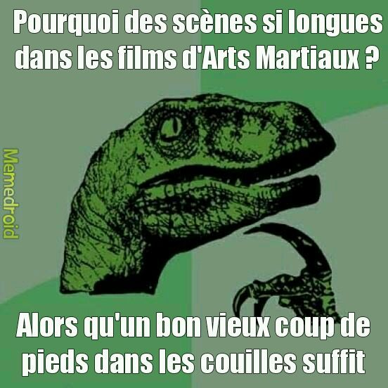La question existentielle #2 - meme