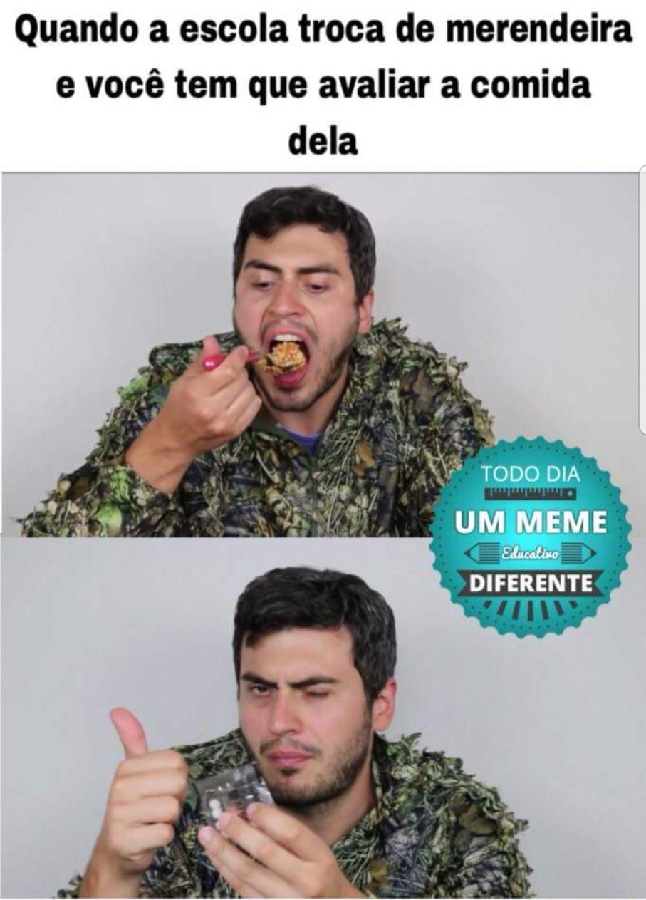 Aprovado - meme