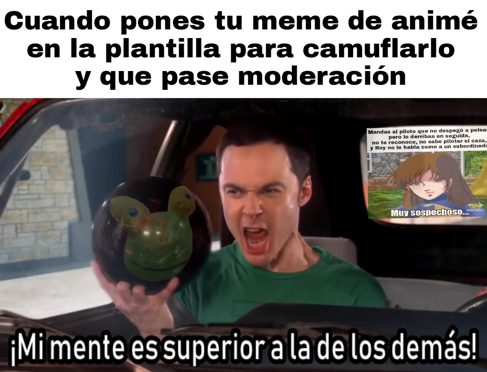Dlen - meme