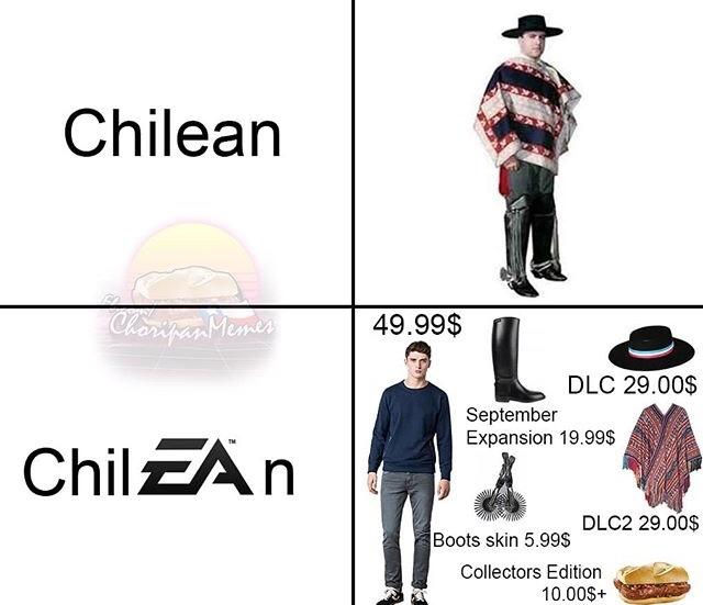 Chilenito - meme