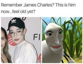 never knew - meme