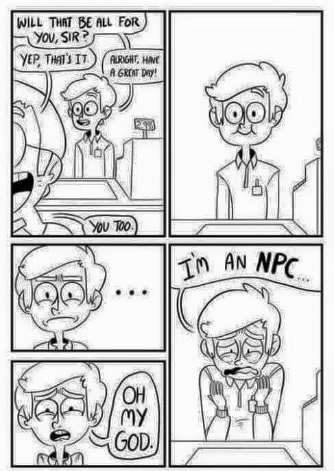 Thats life bro - meme