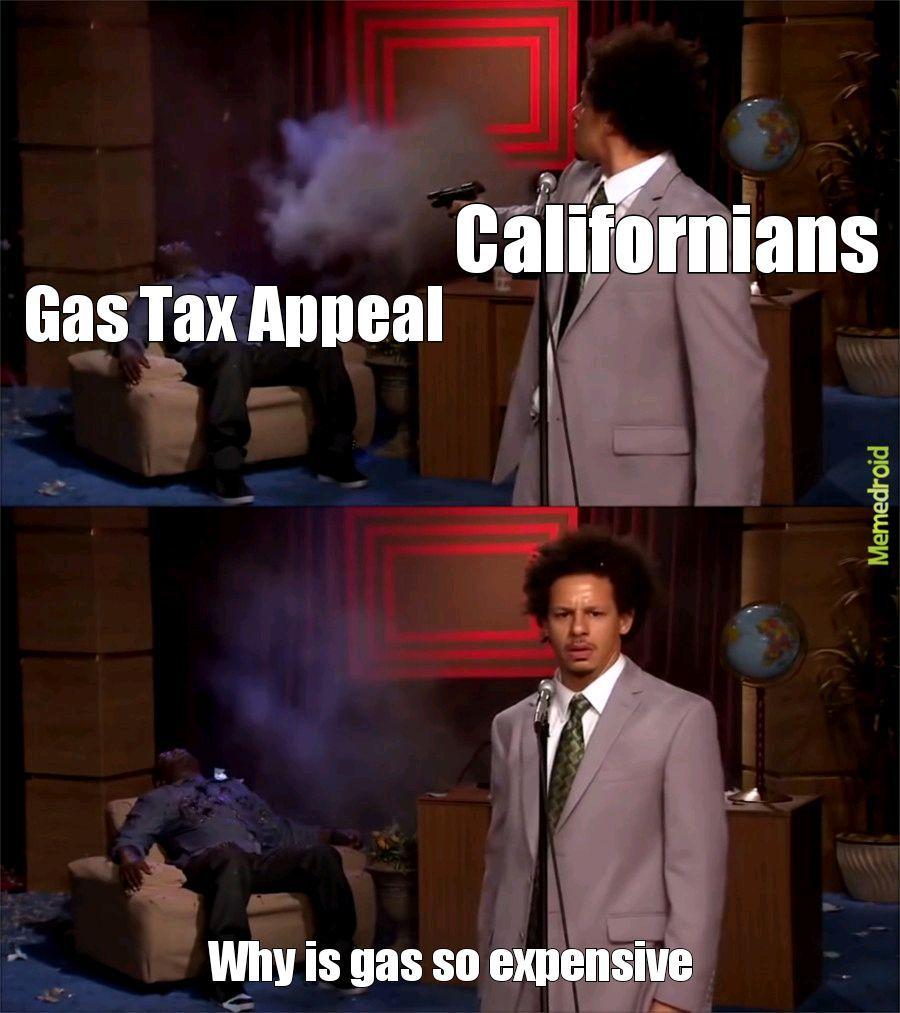 Californians - meme
