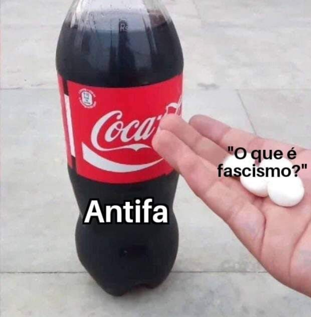 Bem assim memo - meme