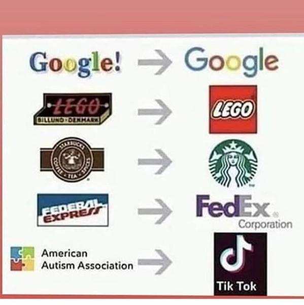 Autismo tiktoker - meme