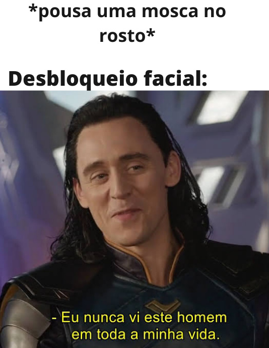 Você lê títulos - meme