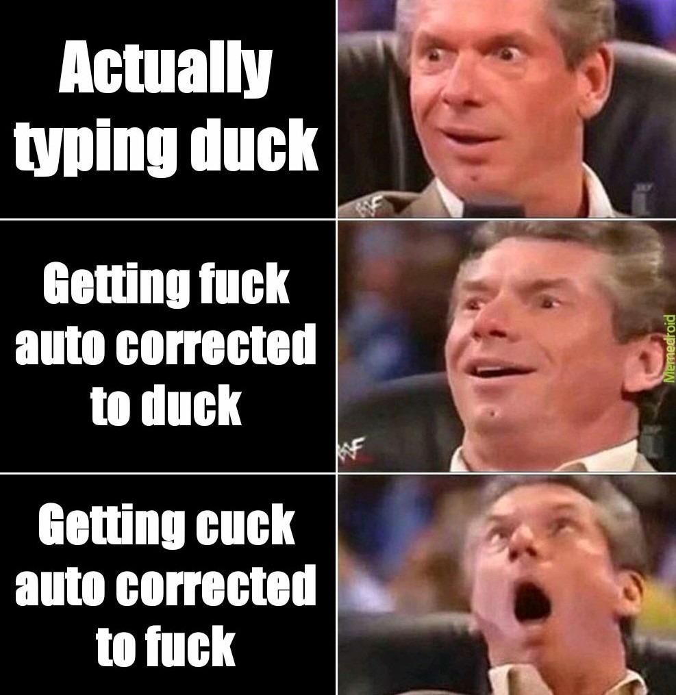 cucks in a fuck - meme