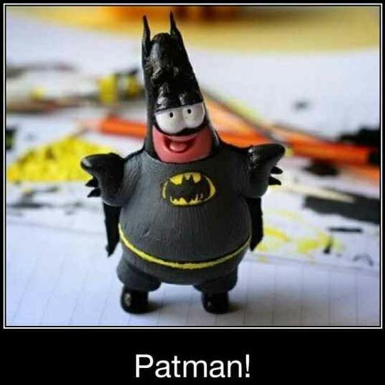 Patman - meme
