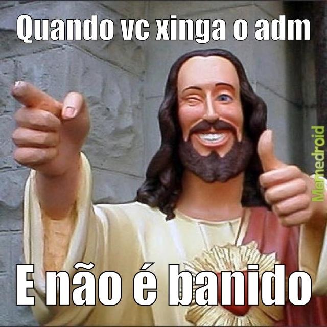 Jesus Says - meme