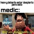 mert the medic