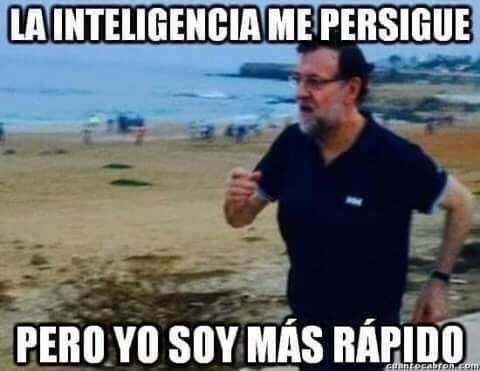 Corre Rajoy Corre!! - meme