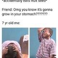 it's always that kid