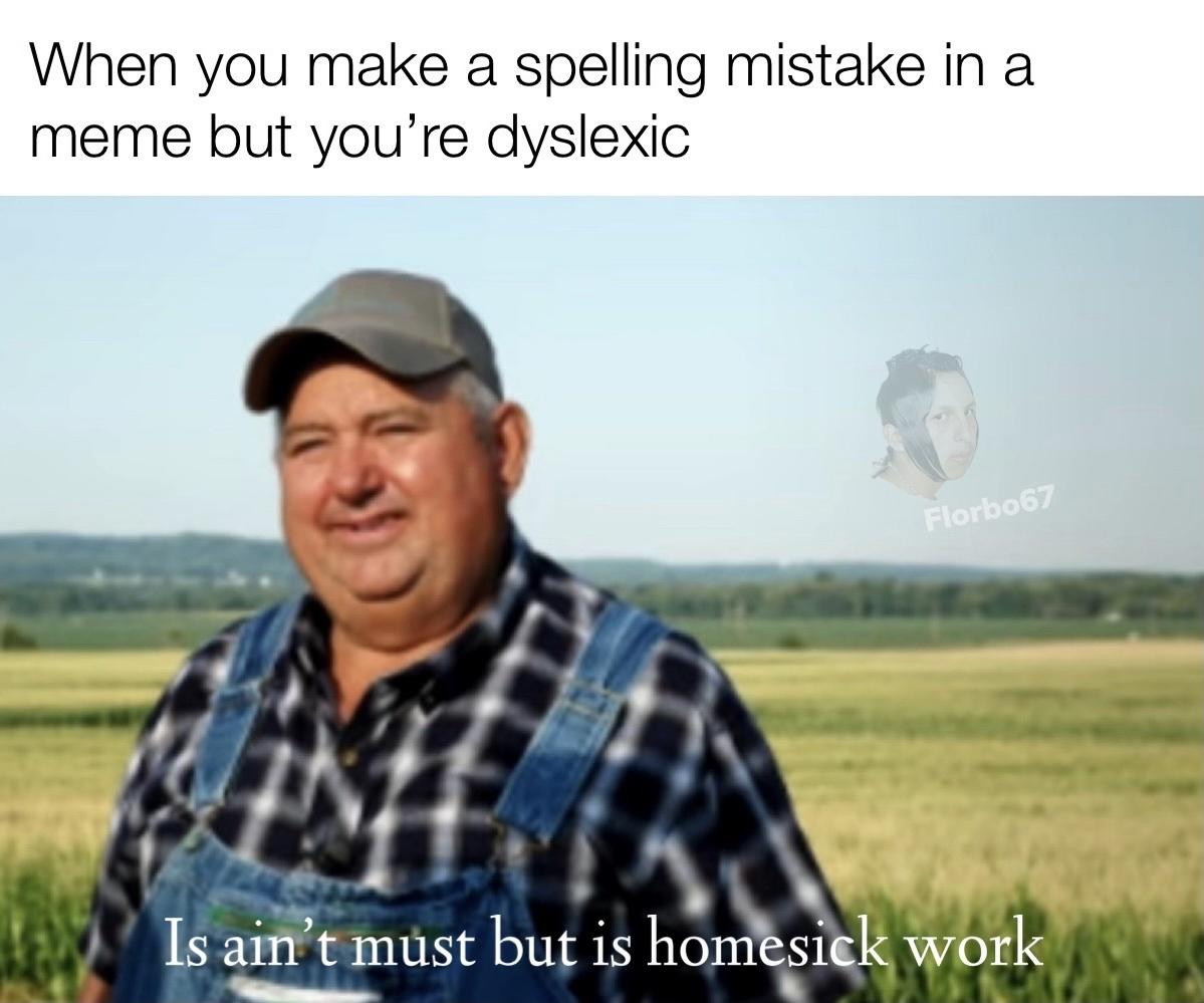 honest work - meme