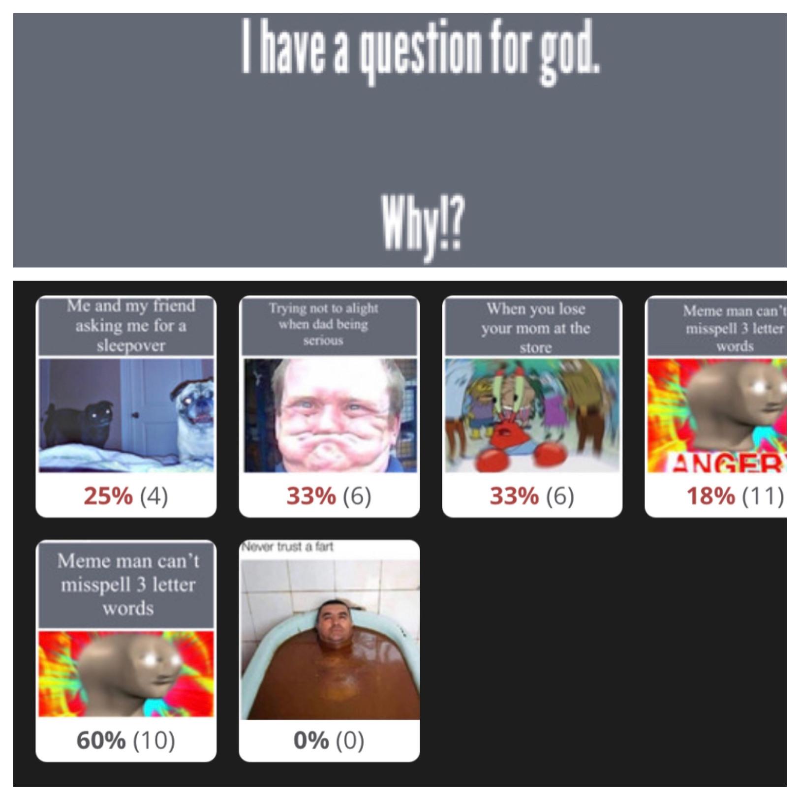 Why! - meme