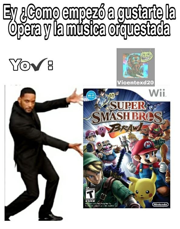 Altos Temasos Tiene el SSBB - meme