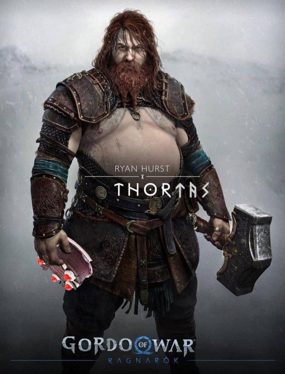 el thor-tas - meme