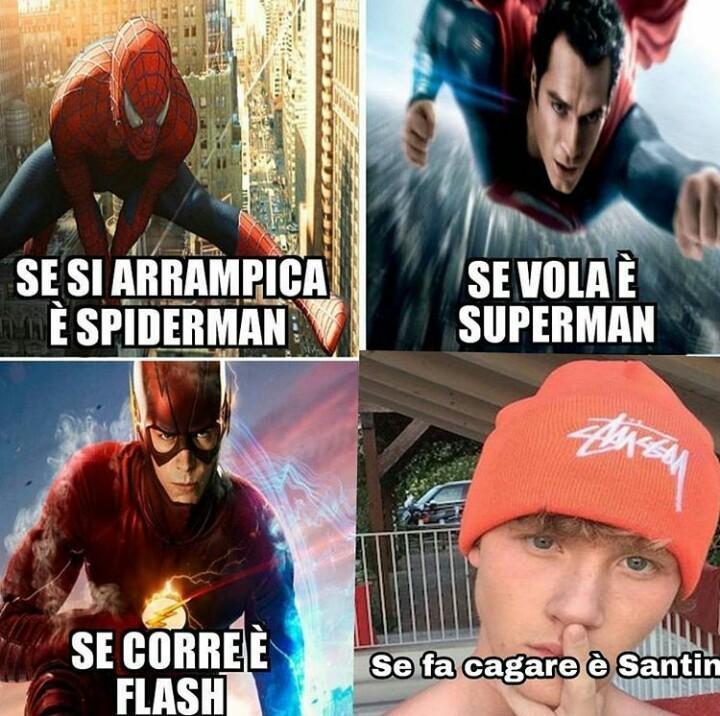 Santin - meme