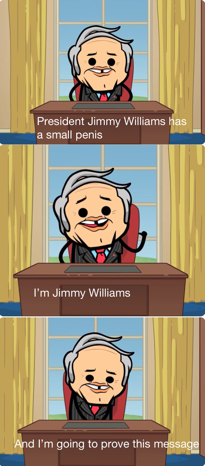 Jimmy Williams - meme