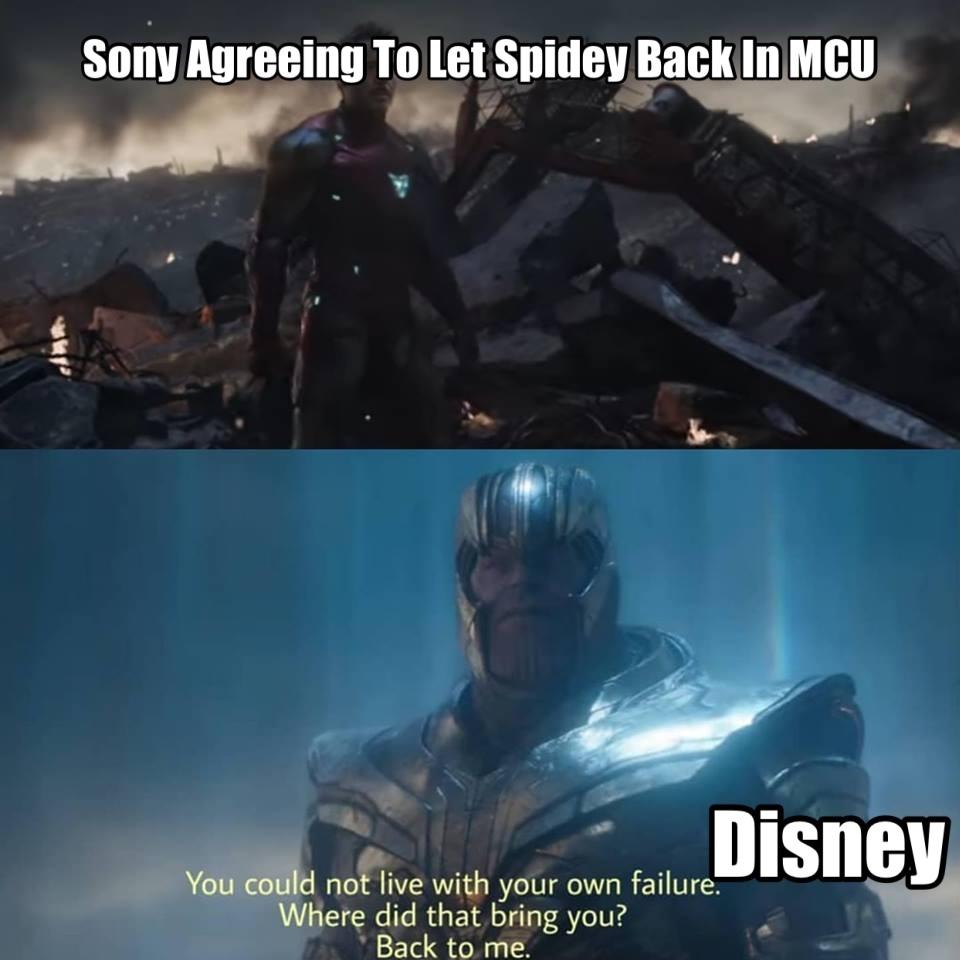 He's Back! - meme