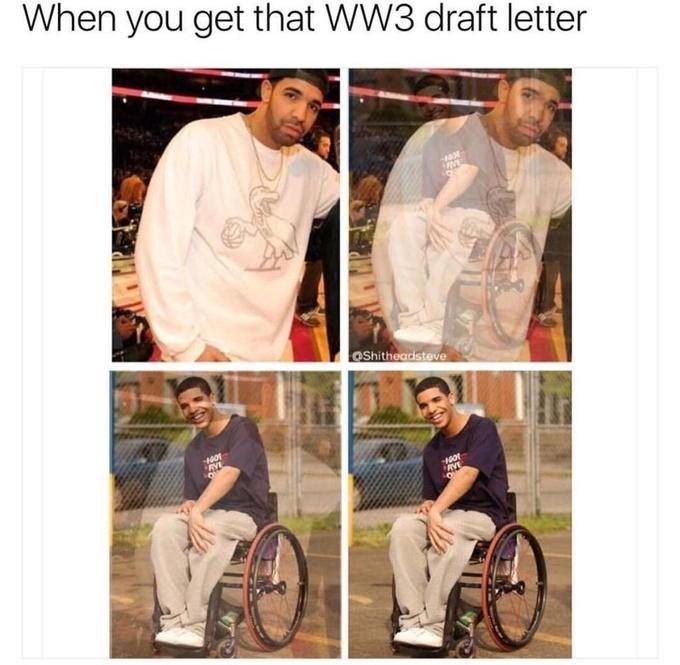 Drizzy Drake - meme