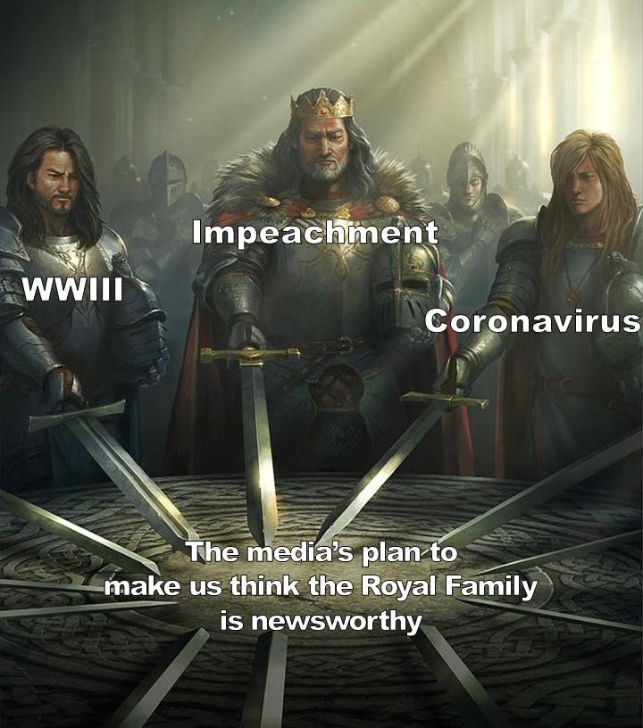 Swords United - meme