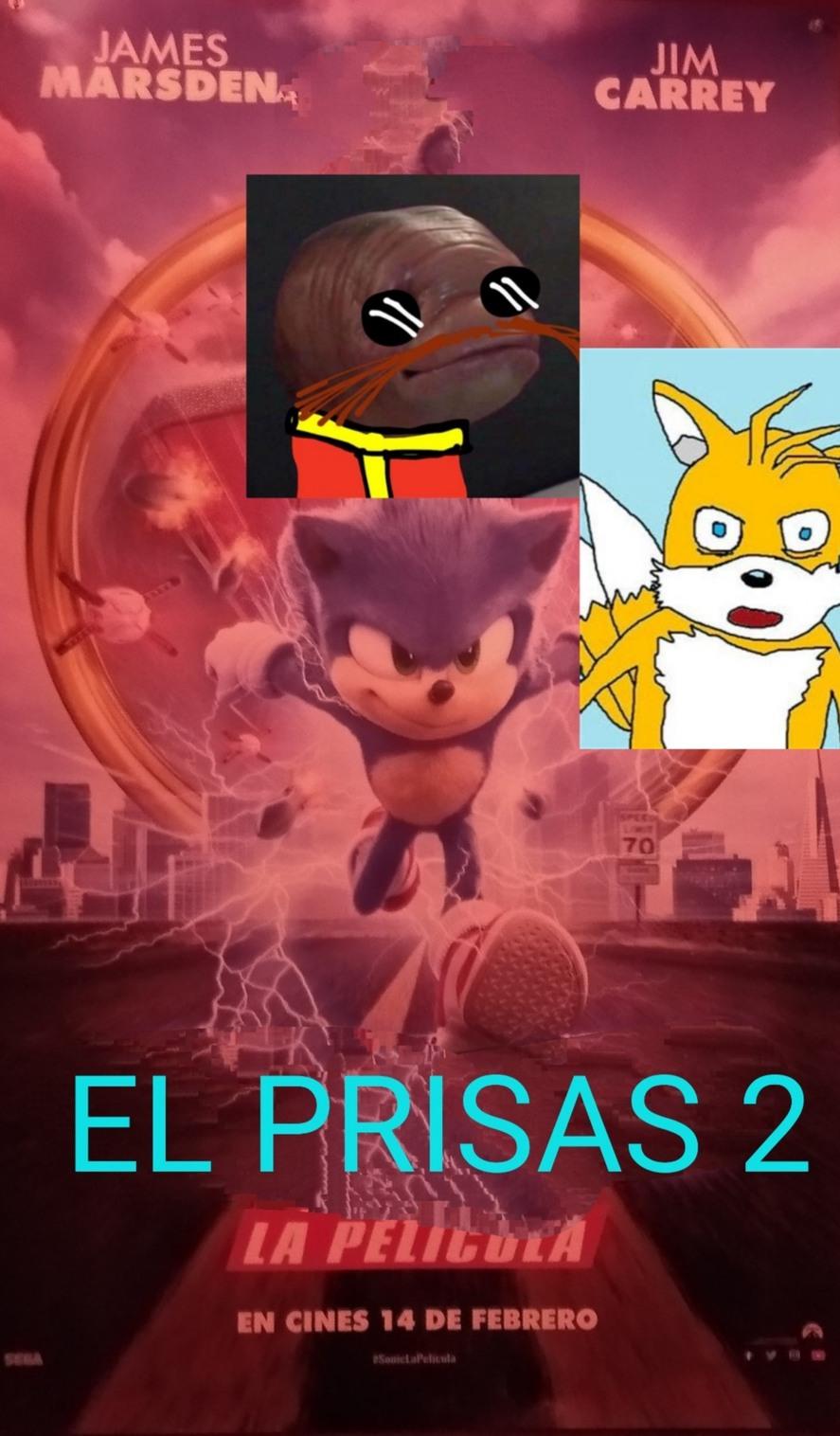 El Prisas 2 - meme