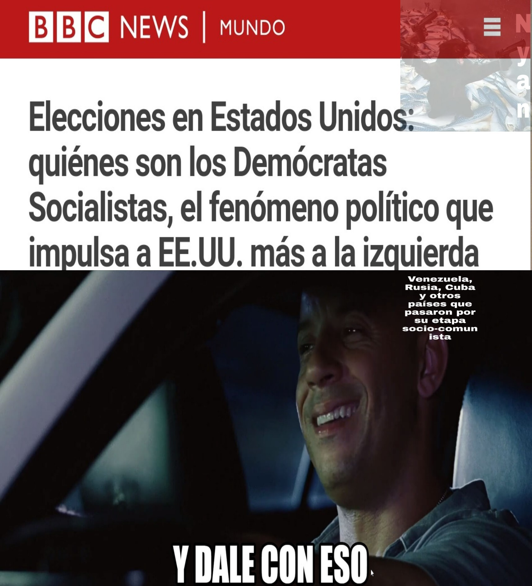 Me imagino que si gana para el 2050 sea Venezuela 3 - meme