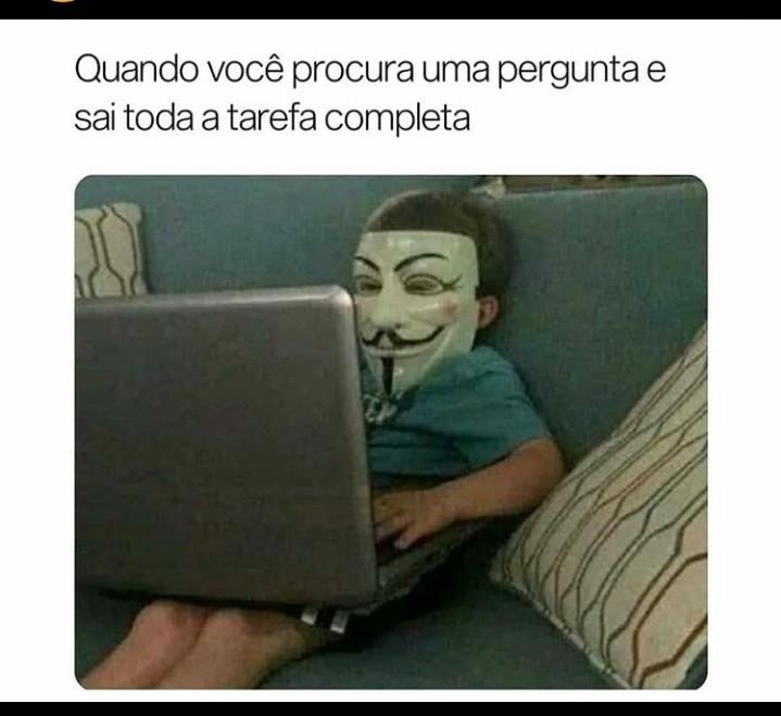Anoymos - meme