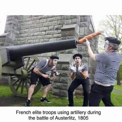 Insert french joke here - meme