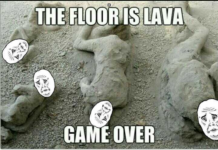 Game over - meme