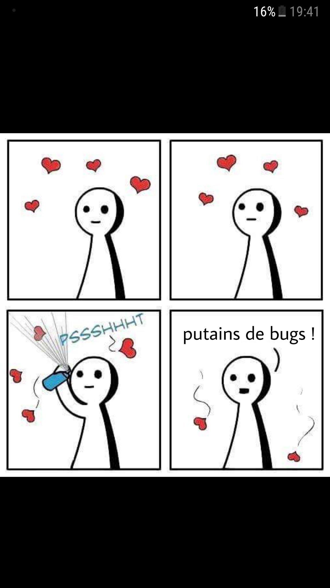 Pas l amour bordel ! - meme