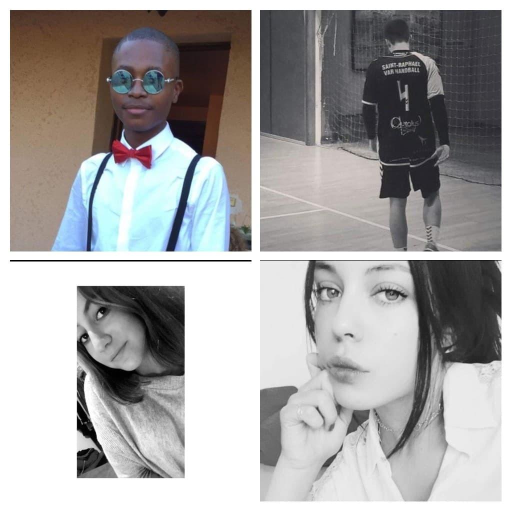 Ces gens avec des photos de profil en noir et blanc - meme