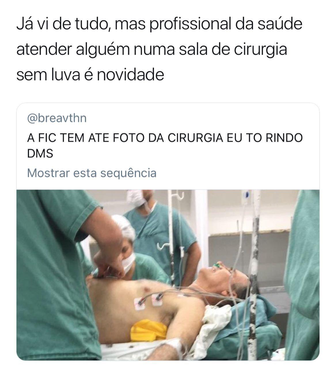 Médico petista - meme