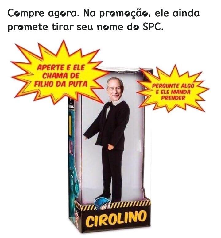 Tiro Gomes - meme