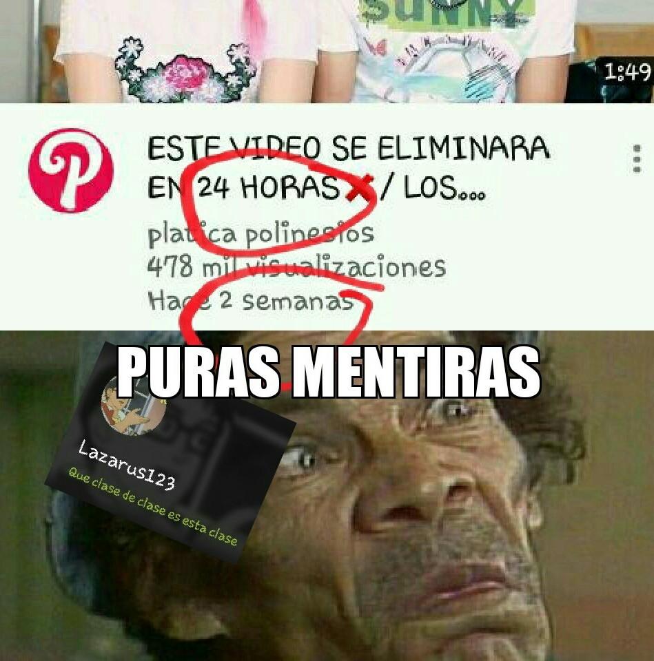 Top Memes De Elchavo En Español Memedroid