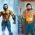Perfect Aquaman cosplay